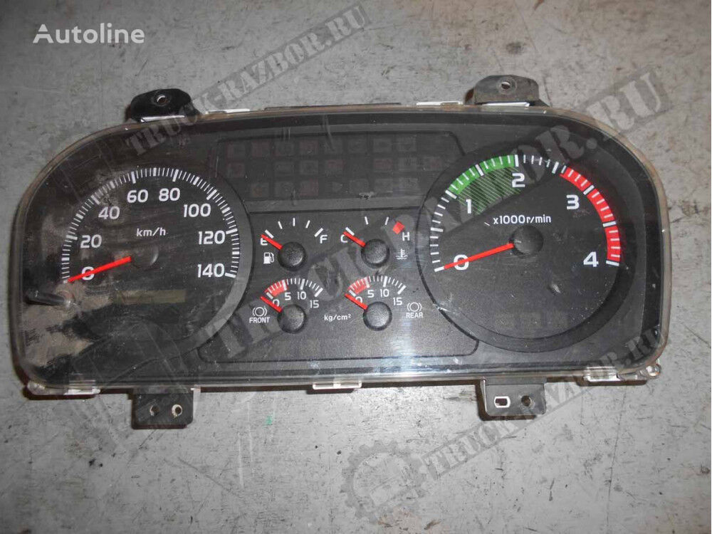 dashboard for VOLVO tractor unit