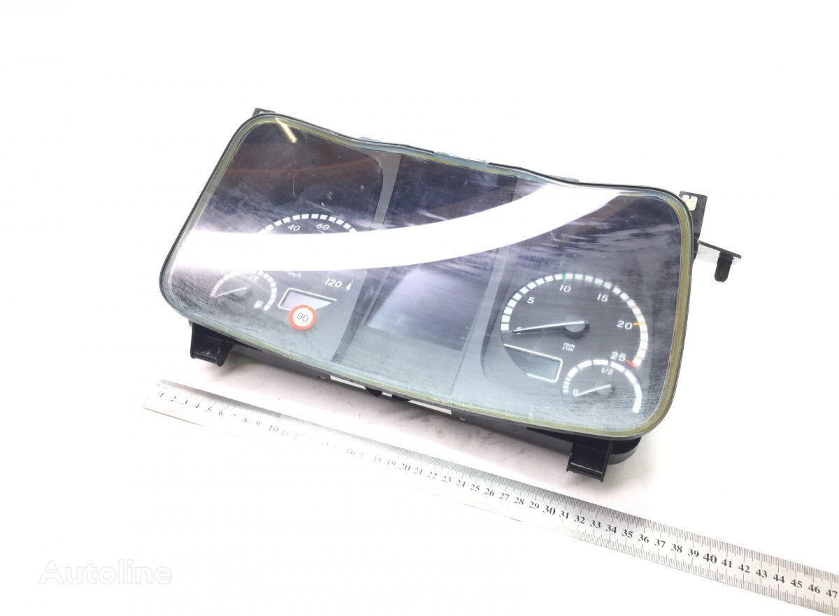 (01.13-) dashboard for MERCEDES-BENZ Actros MP4 2551 tractor unit