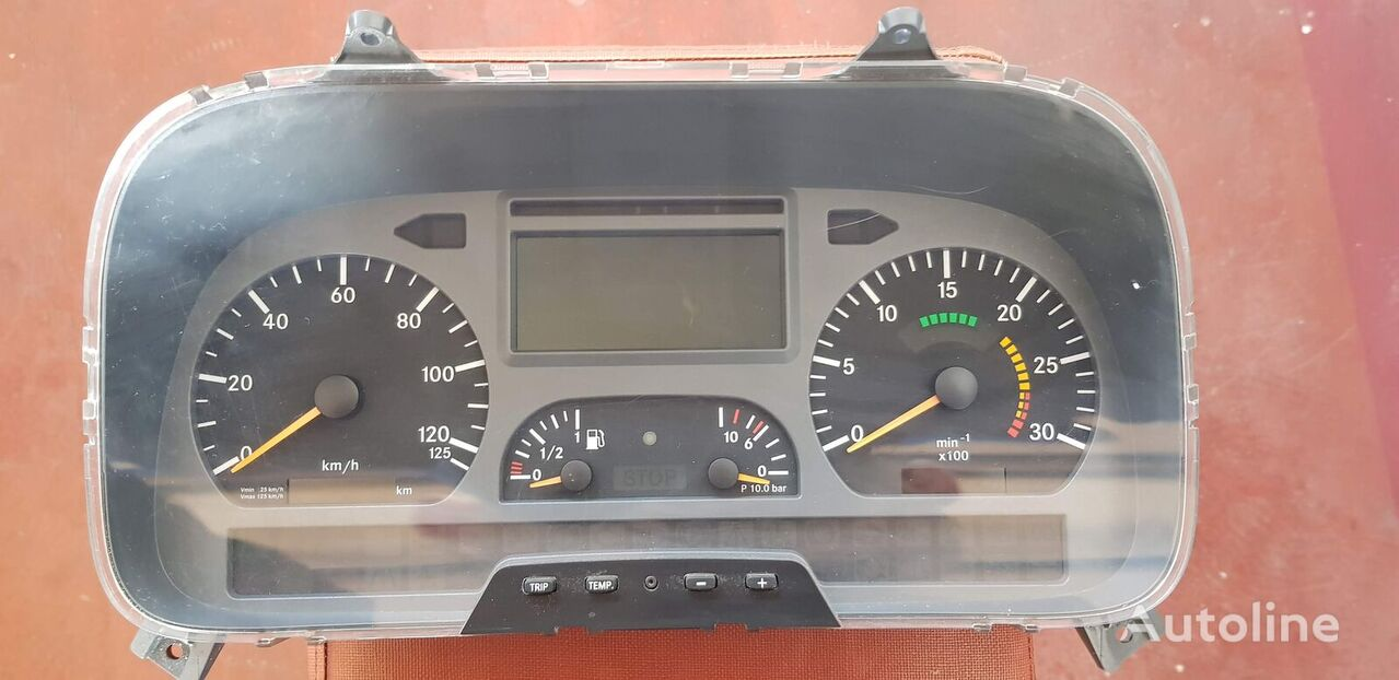 dashboard for MERCEDES-BENZ ATEGO truck