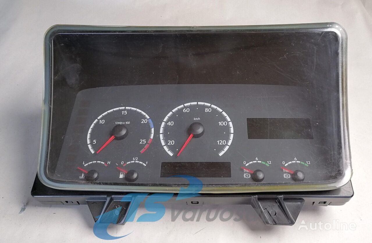 SCANIA R480 (1852898) dashboard for SCANIA tractor unit