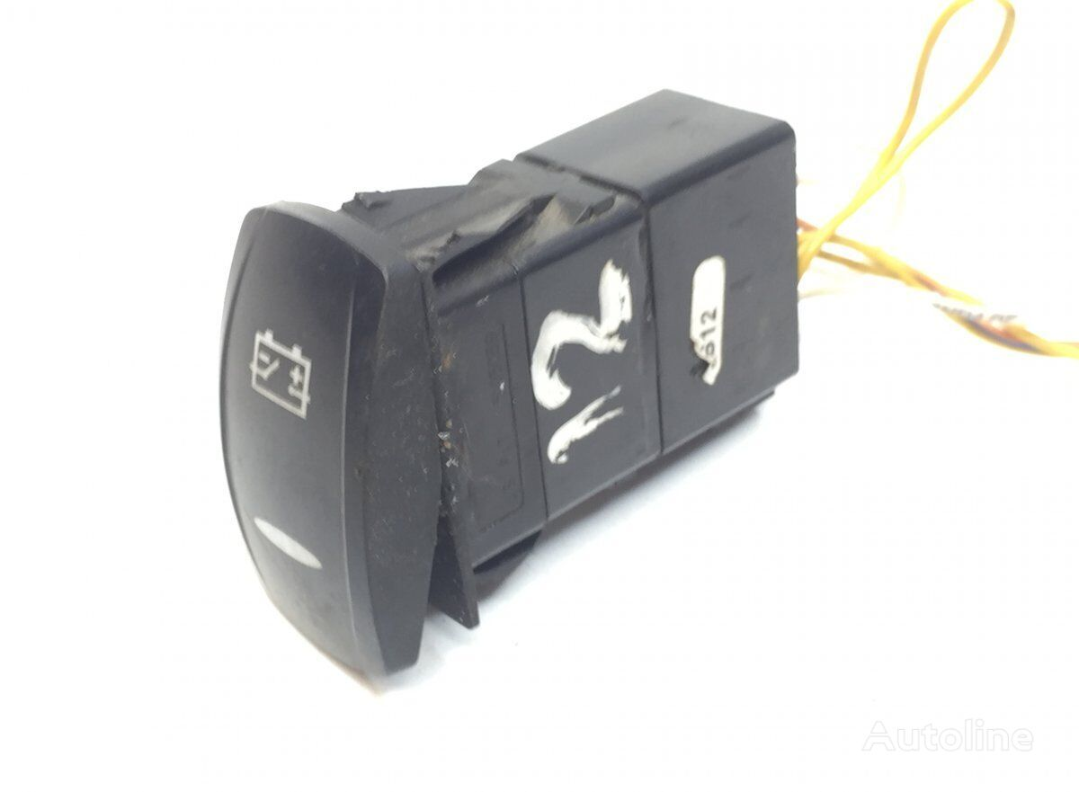 Switches (70369706) dashboard for VOLVO B6/B7/B9/B10/B12/8500/8700/9700/9900 bus (1995-) bus
