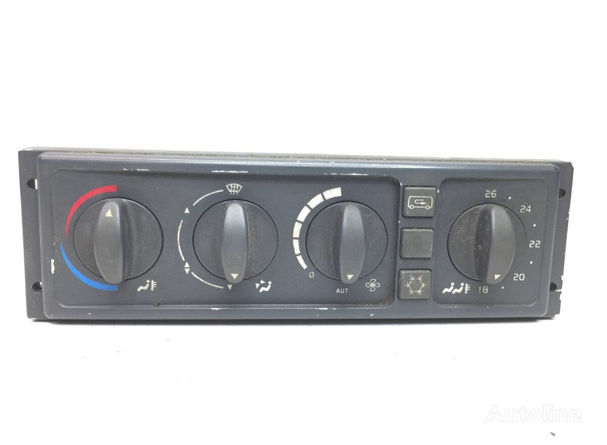 VOLVO Cabin Heater Switches Panel (21109434 28329) dashboard for VOLVO B6/B7/B9/B10/B12/8500/8700/9700/9900 bus (1995-) bus