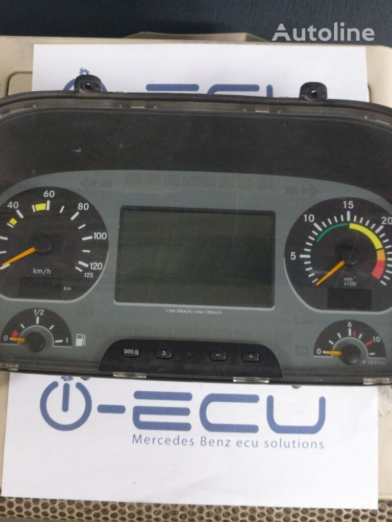 0024461321 dashboard for MERCEDES-BENZ ACTROS truck