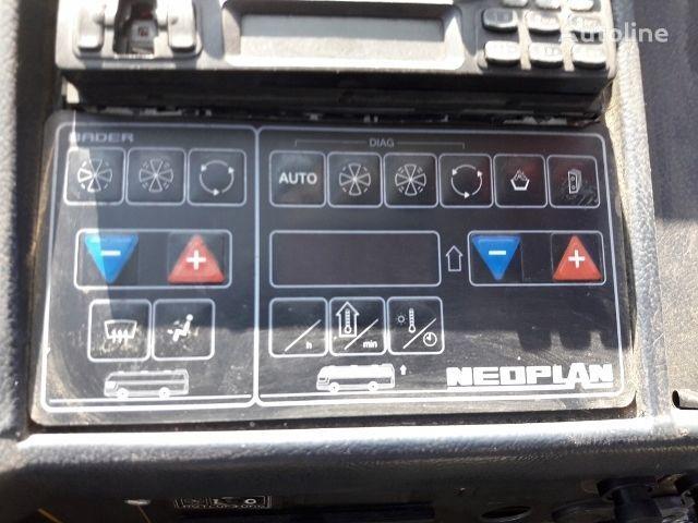 BADER KR451/C dashboard for NEOPLAN bus