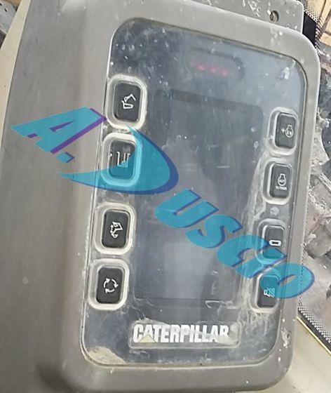 dashboard for CATERPILLAR série B backhoe loader