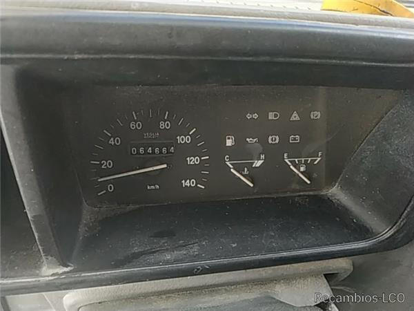 Cuadro Completo dashboard for PIAGGIO PORTER Furgón 1.0 commercial vehicle
