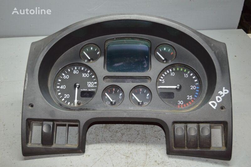 DAF dashboard for DAF XF95/XF105 (2001-) truck