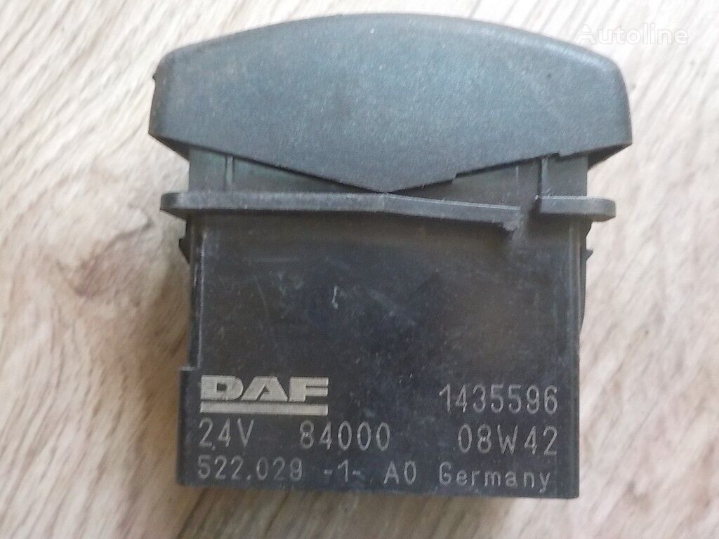 DAF dashboard for DAF truck