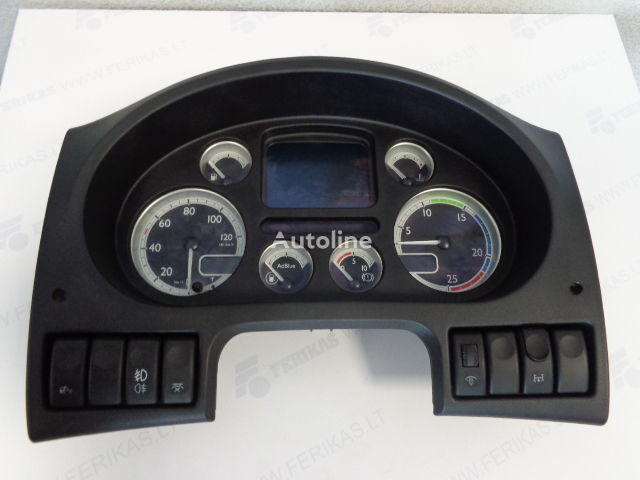 Siemens VDO Automotive AG Instrument cluster 1743496, 1605300, 1605301, 1699396, 1699397 (DELIVERY WORLDWIDE) dashboard for DAF 105 XF tractor unit