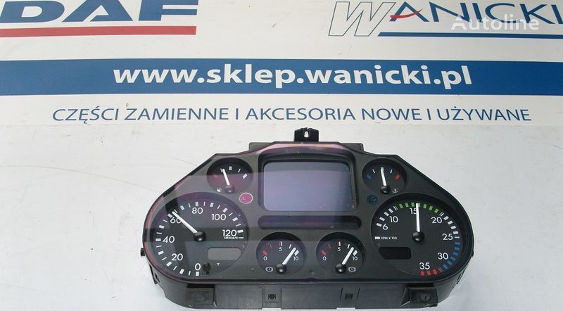 DAF dashboard for DAF LF 45, LF 55 tractor unit