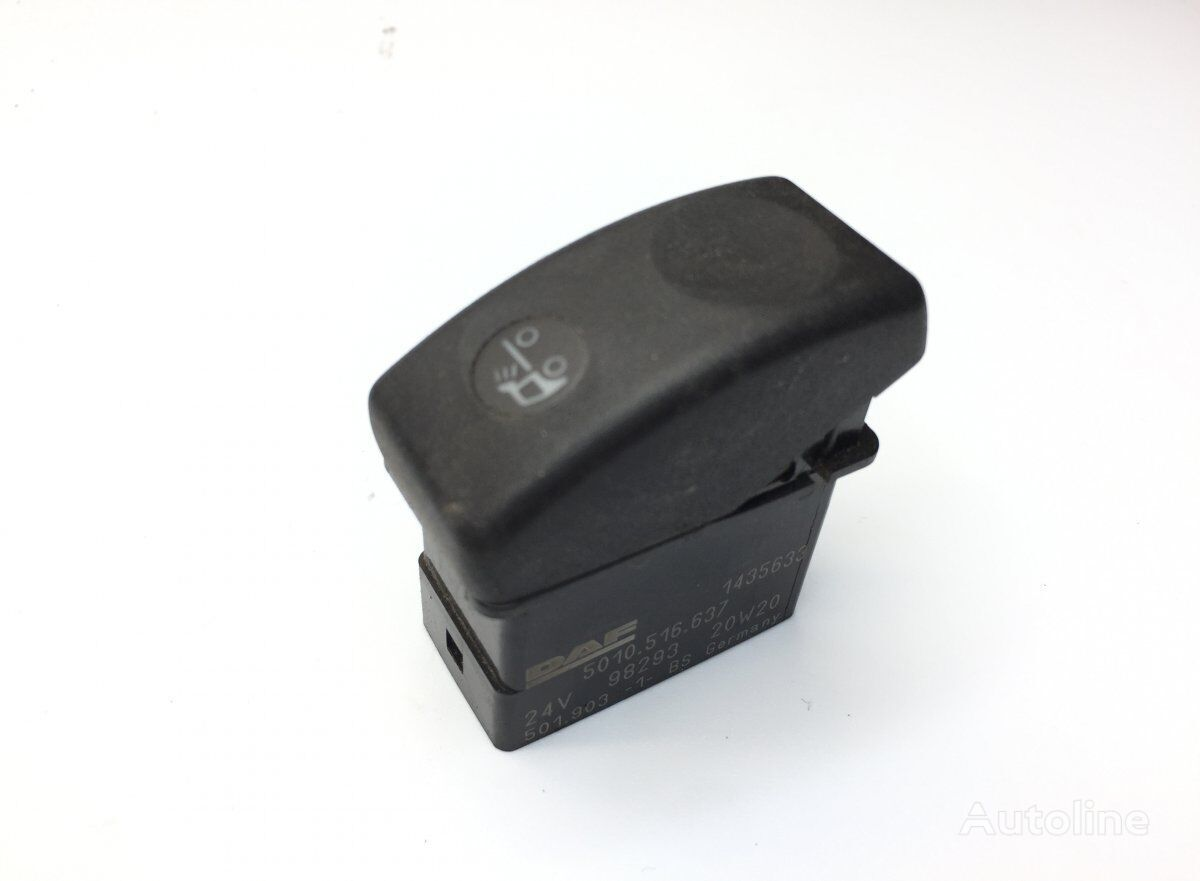 DAF Switches, Others dashboard for DAF LF45/LF55/CF65/CF75/CF85 (2001-) truck