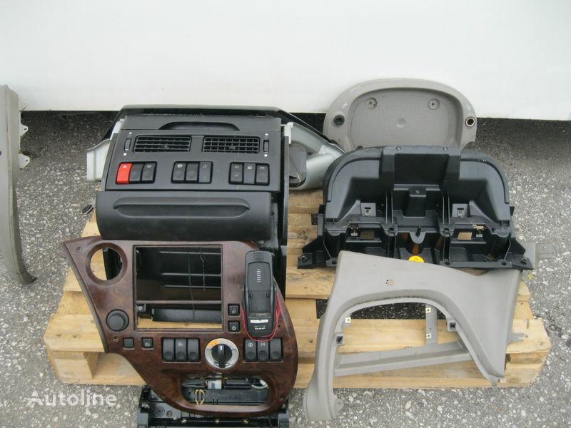 dashboard for DAF XF 105 tractor unit