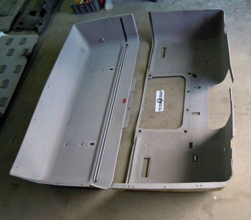 PODSUFITKA dashboard for DAF XF 105 tractor unit