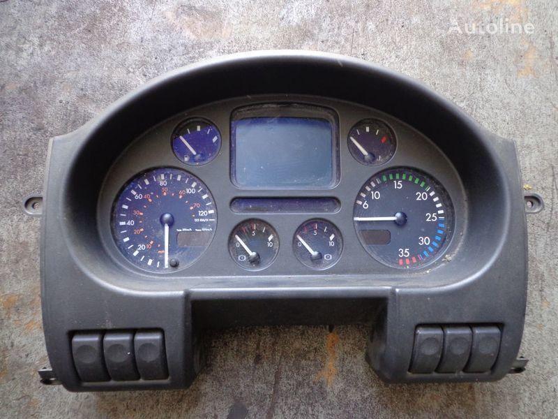 dashboard for DAF XF, CF tractor unit