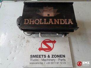 DHOLLANDIA Occ besturing liftsysteem DHSM dashboard for truck