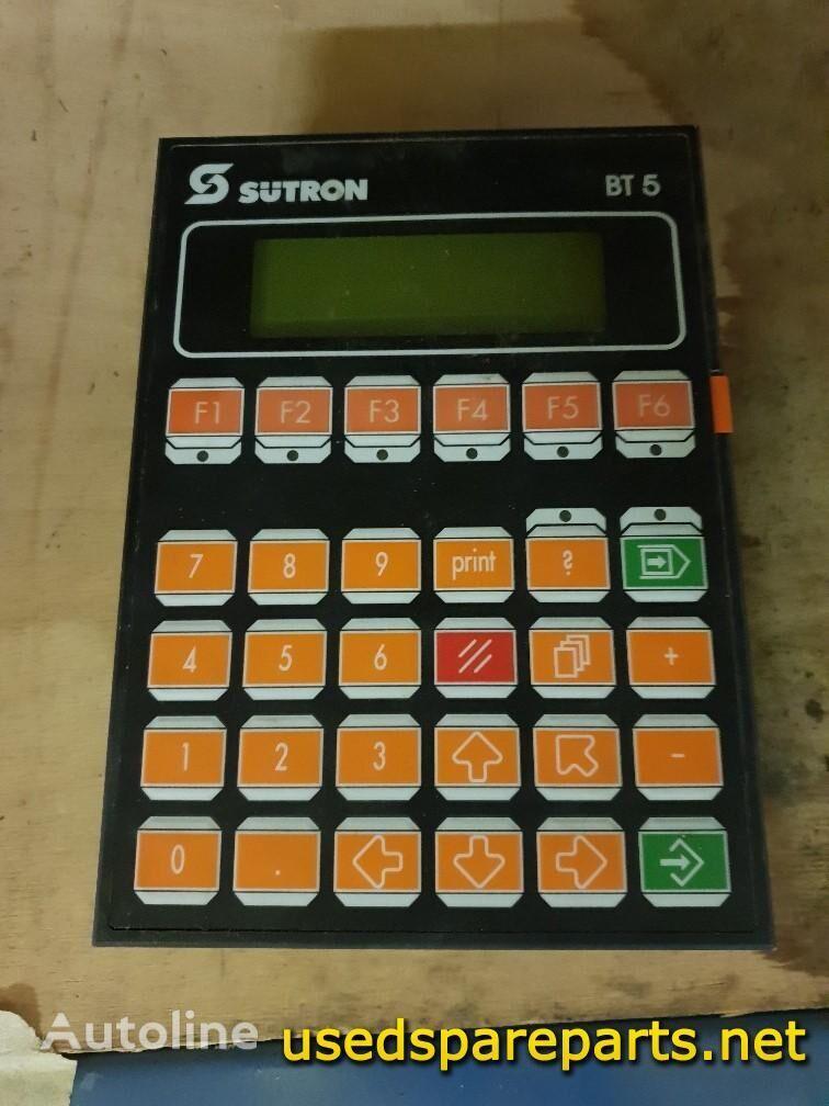 DisplaySutron BT5 dashboard for drilling rig