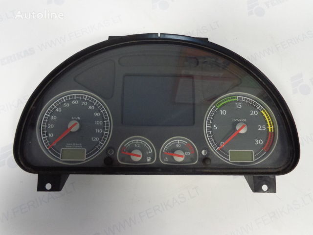 IVECO Instrument cluster dashboard 504276234, 504226363 (WORLDWIDE DEL dashboard for IVECO STRALIS Euro 5 tractor unit