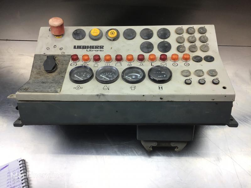 LIEBHERR Keyboard (9184903) dashboard for LIEBHERR LR632 B/LU755 C track loader