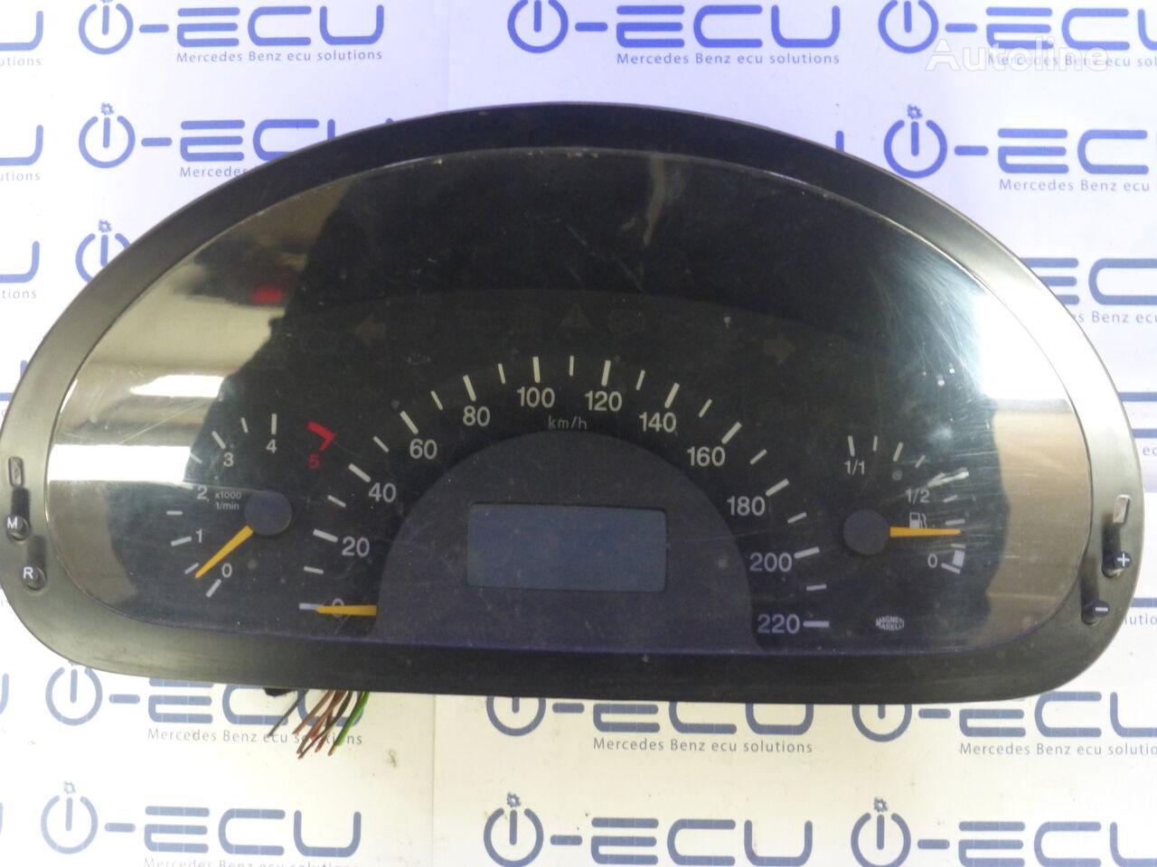 MAGNETI MARELLI (INS A 6394460121) dashboard for MERCEDES-BENZ VITO 639 automobile
