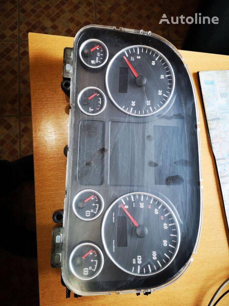 MAN dashboard for MAN TGL 8.220 , 81.27202-6218 truck