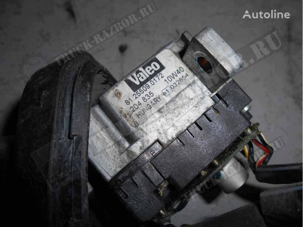MAN (81255090172) dashboard for MAN tractor unit