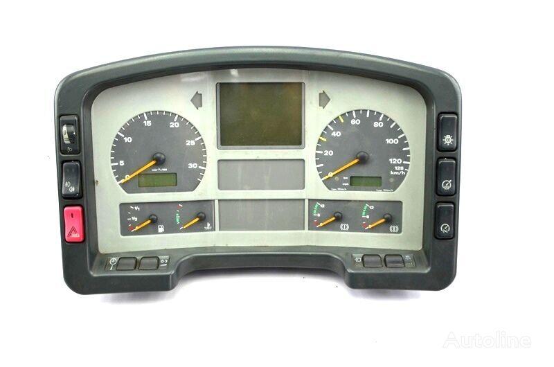 MAN (01.00-) dashboard for MAN TGA (2000-2008) truck