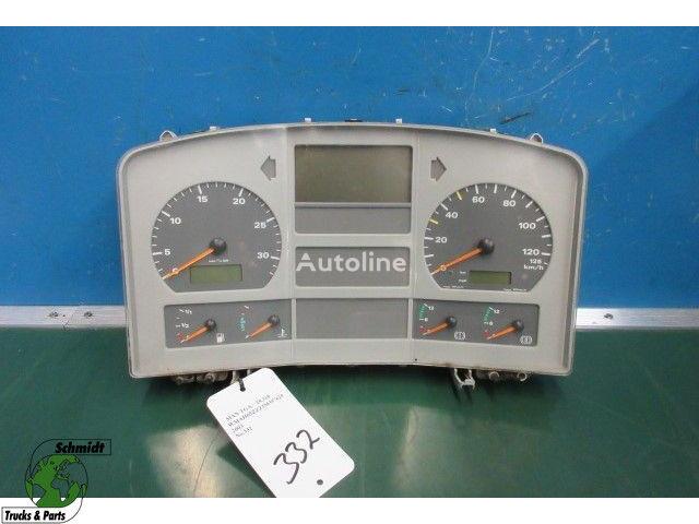 81.27202-6127 Instrumentenpaneel dashboard for MAN tractor unit