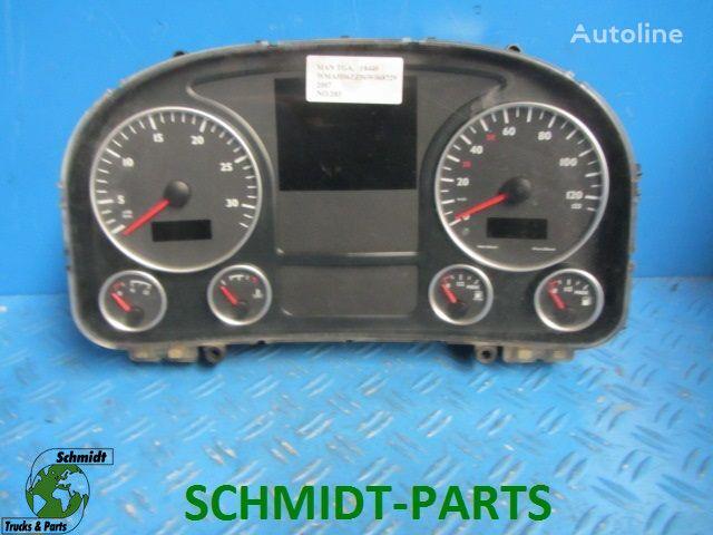 81.27202.6216 Instrumentenpaneel dashboard for MAN 81.27202.6216 Instrumentenpaneel truck