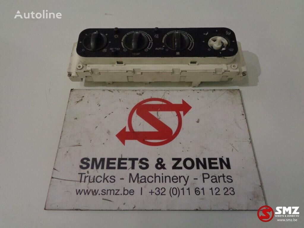MAN Occ bediening verwarming 81 61990 6061 (81619906061) dashboard for truck