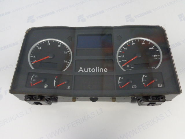 MAN Siemens VDO Automative AG 81272026154 dashboard for MAN tractor unit