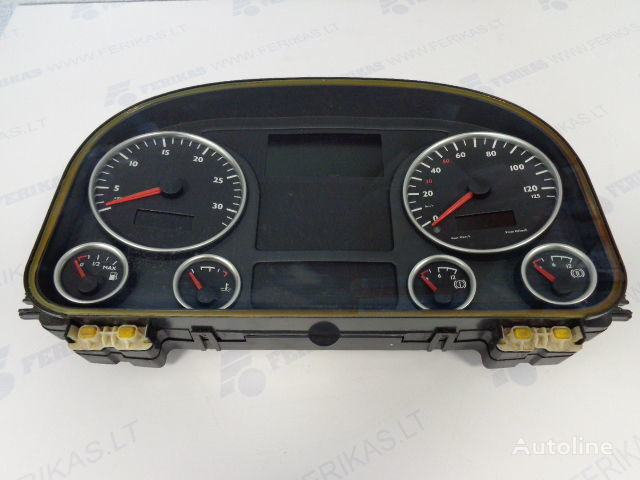 MAN instrument cluster 81272026227, 81258077107,81258077067, 8127202 dashboard for MAN TGX tractor unit