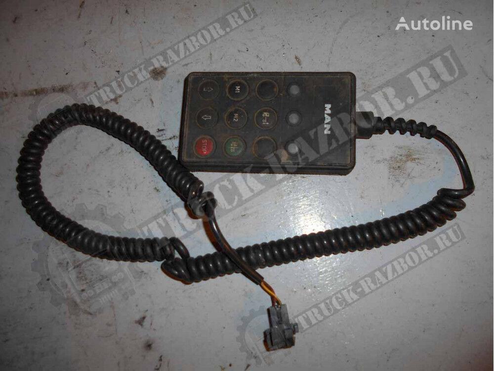 MAN pult upravleniya pnevmoressorami dashboard for MAN tractor unit