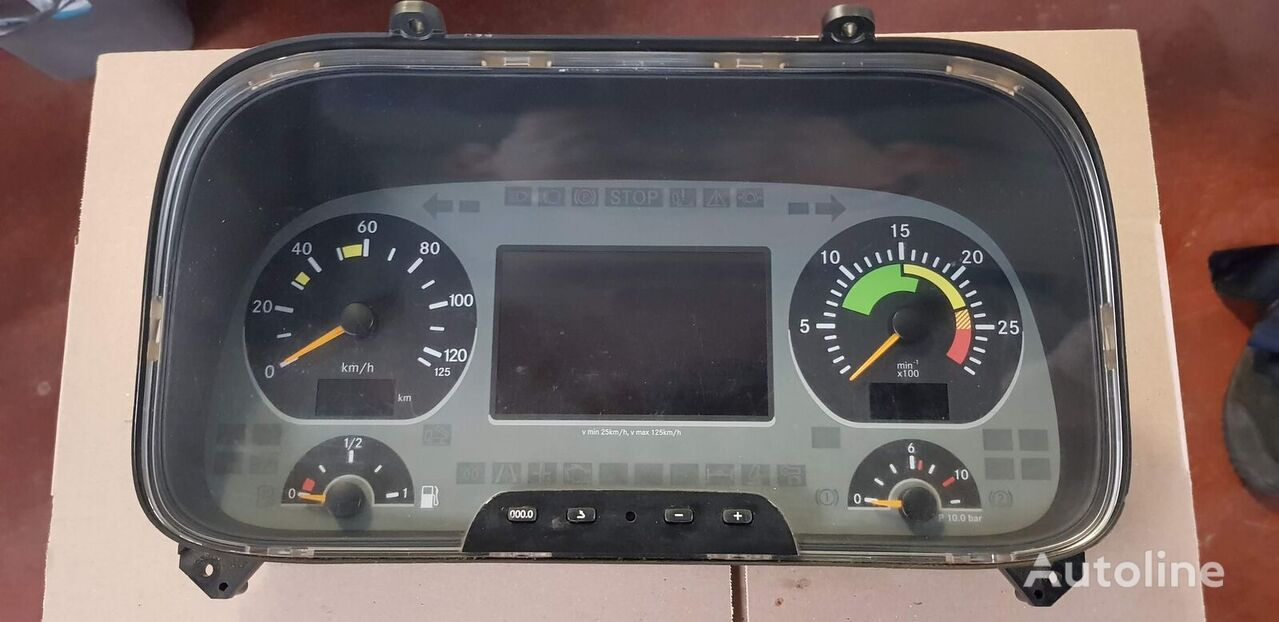 MERCEDES-BENZ dashboard for MERCEDES-BENZ truck