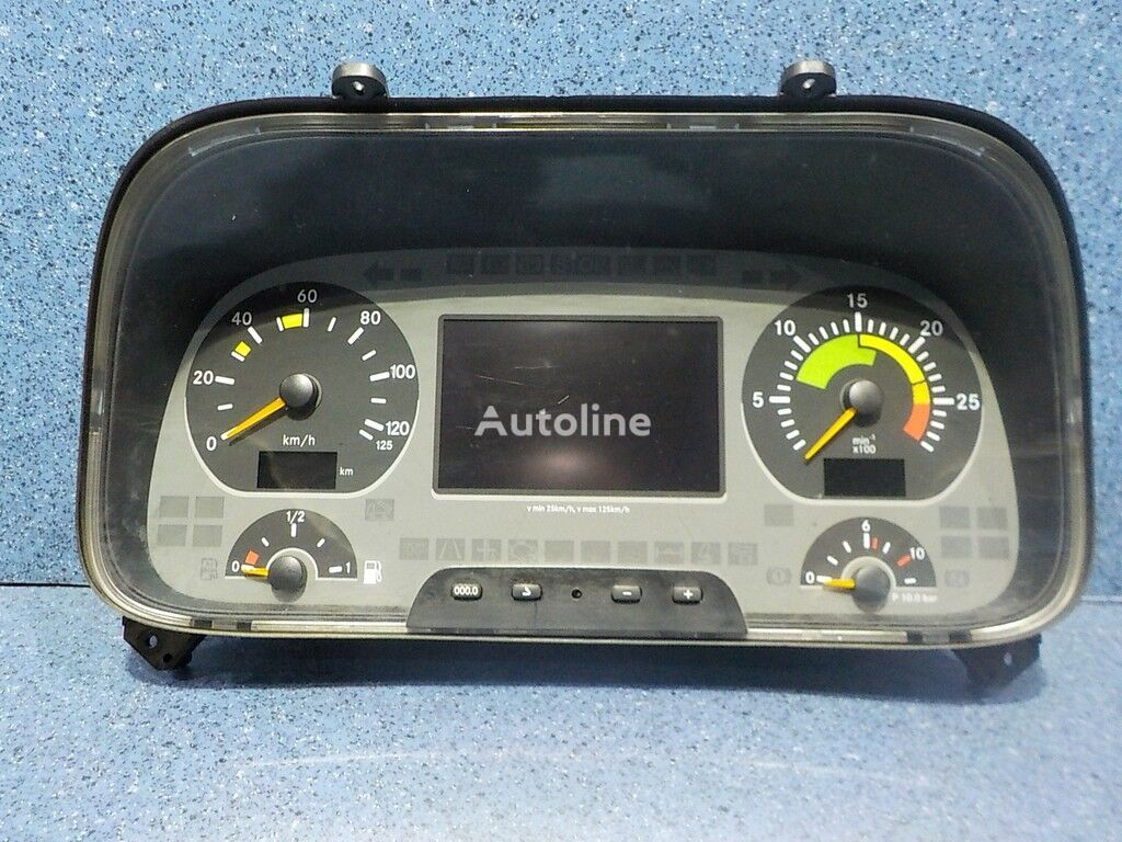 dashboard for MERCEDES-BENZ tractor unit
