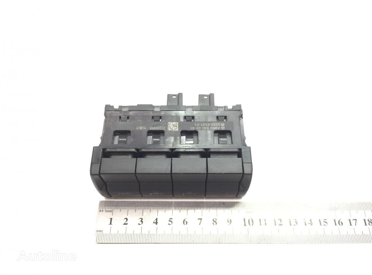 MERCEDES-BENZ (01.13-) dashboard for MERCEDES-BENZ Actros MP4  2545 (2011-) tractor unit