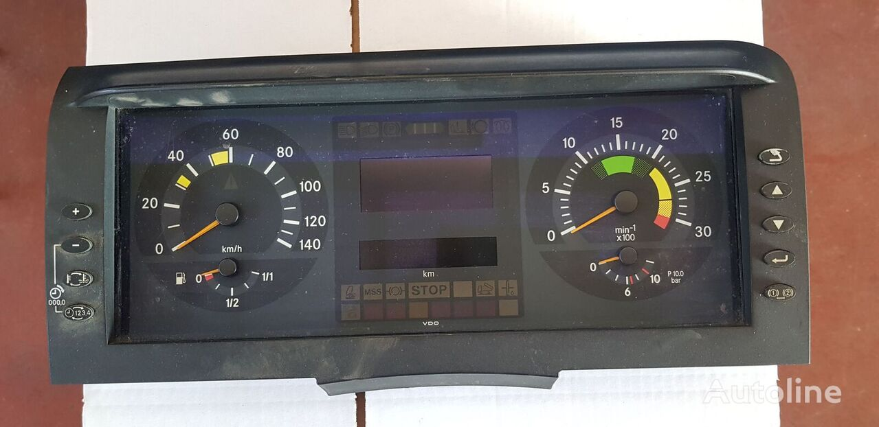 MERCEDES-BENZ ATEGO MB1 dashboard for MERCEDES-BENZ ATEGO MB1 truck