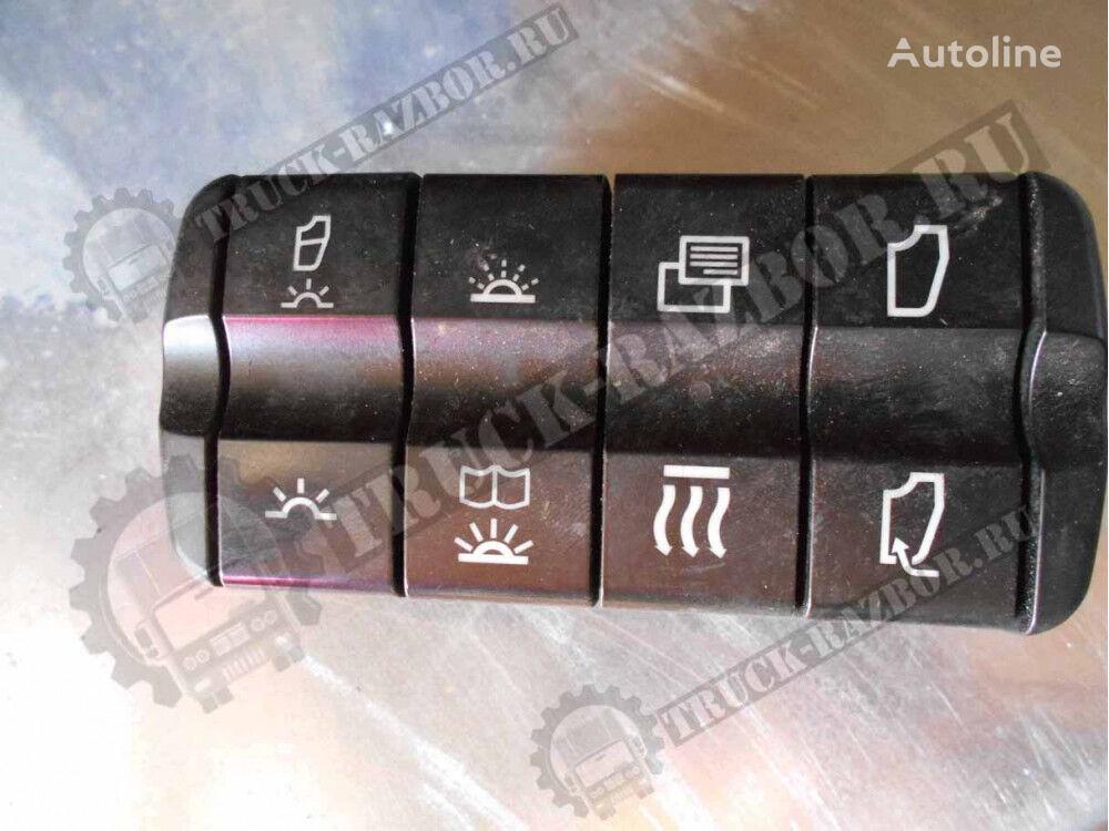 MERCEDES-BENZ knopka mnogofunkcionalnaya (9435454307) dashboard for MERCEDES-BENZ tractor unit