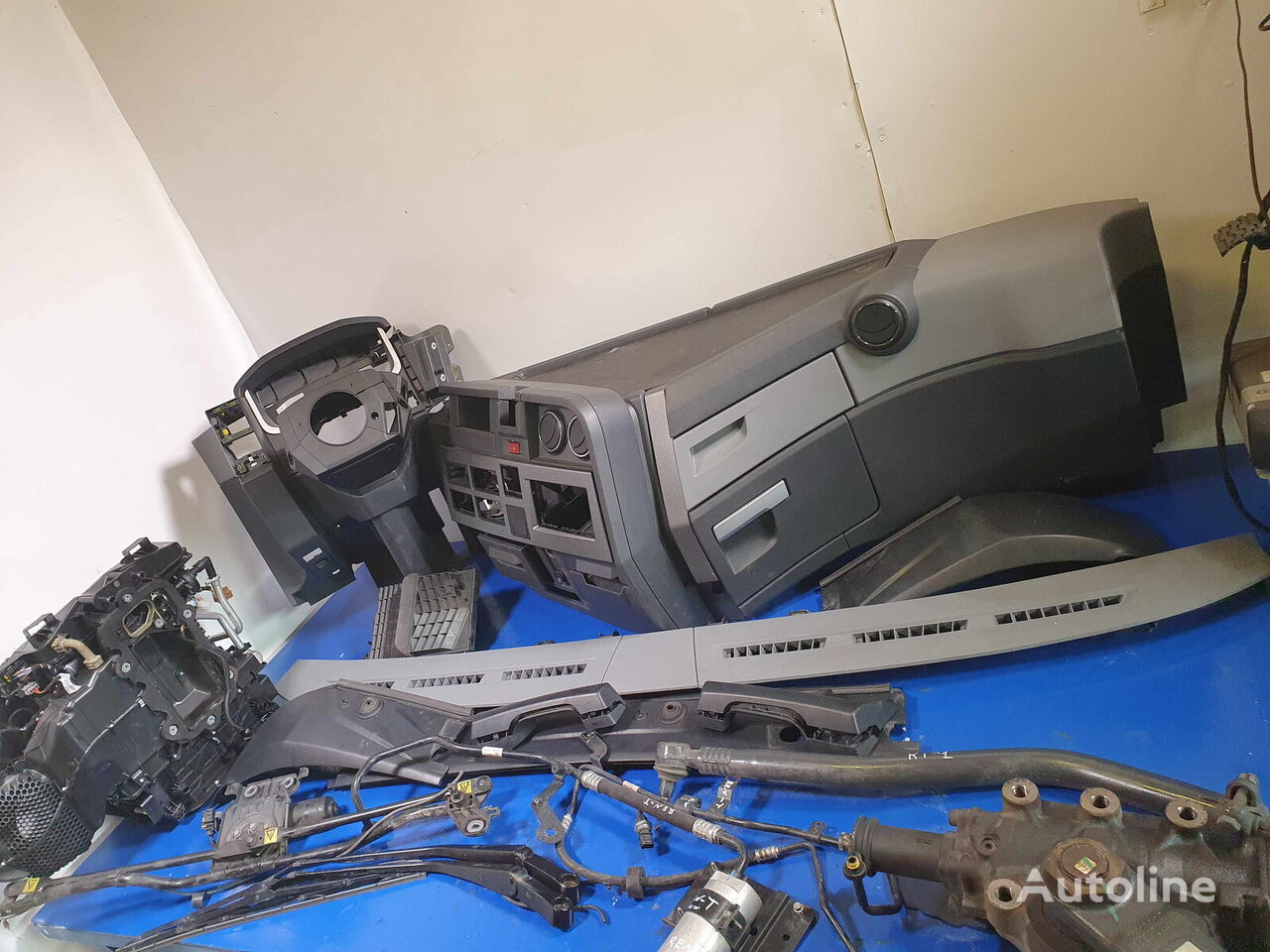 dashboard for RENAULT T tractor unit