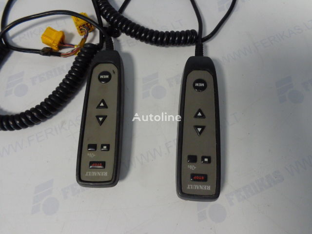 Air suspention remote control units  7420756755,7420756755 dashboard for RENAULT tractor unit