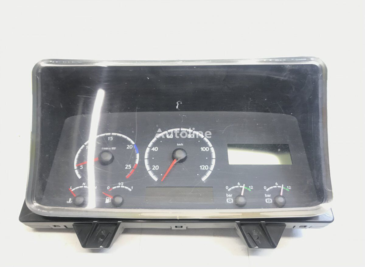 SCANIA (1765222) dashboard for SCANIA P G R T-series (2004-) truck