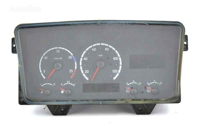 SCANIA dashboard for SCANIA P G R T-series (2004-) truck