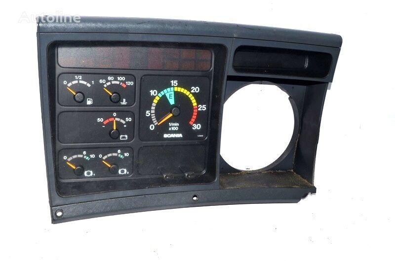 SCANIA (1488553) dashboard for SCANIA 4-series 94/114/124/144/164 (1995-2004) truck