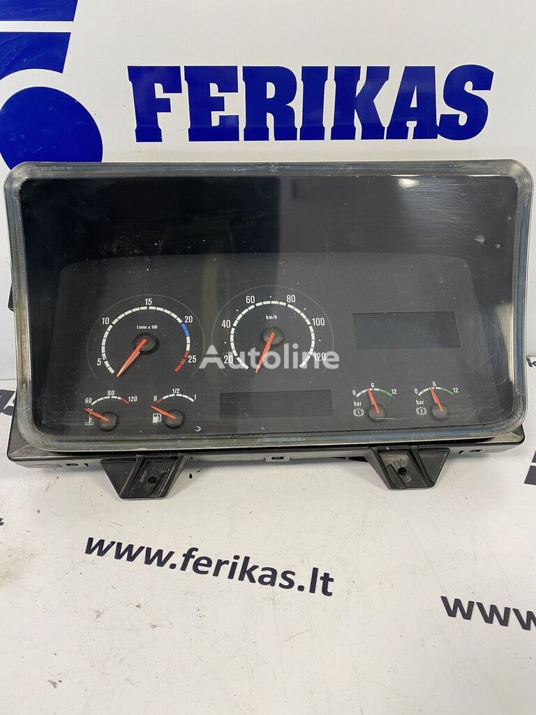 SCANIA (1752624) dashboard for SCANIA R tractor unit
