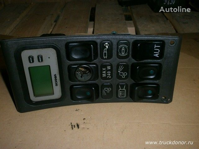 SCANIA Bortovoy kompyuter (panel v sbore) dashboard for SCANIA truck