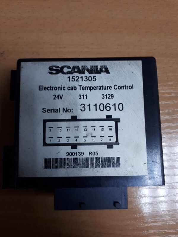 SCANIA 124 (01.95-12.04) dashboard for SCANIA 4-series 94/114/124/144/164 (1995-2004) truck