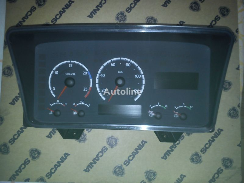 SCANIA Zegary Licznik dashboard for SCANIA SERIE  R tractor unit