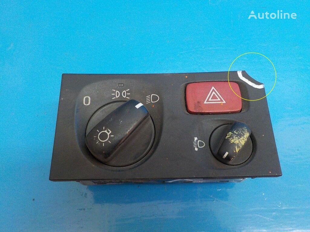 SCANIA Vyklyuchatel far i avariynogo signala (Ucenka) dashboard for truck