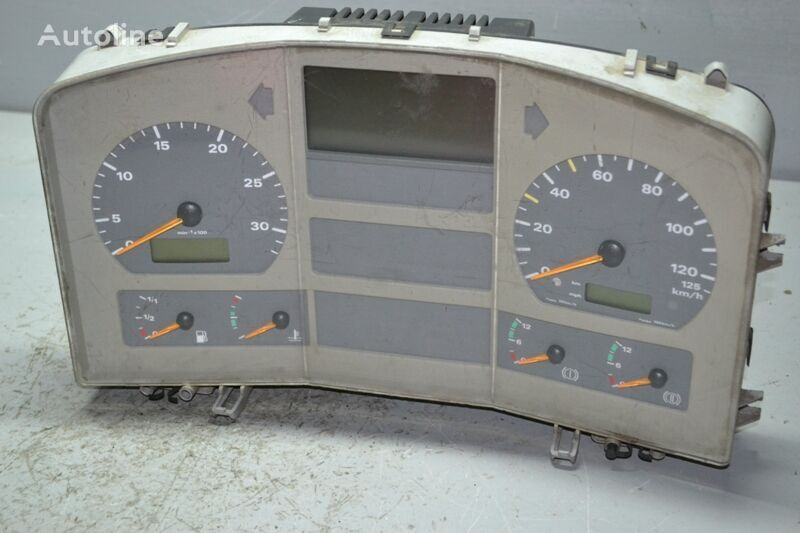 SIEMENS MAN TGA 18.460 (01.00-) dashboard for MAN TGA (2000-2008) truck