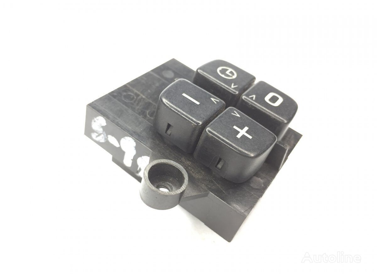 Switches, Others (1724926 1502027) dashboard for SCANIA P G R T-series (2004-) truck
