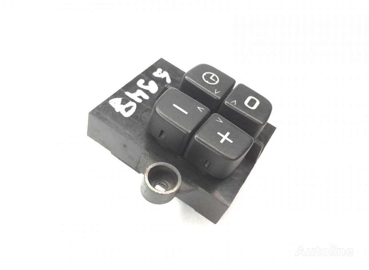 Switches, Others (1724926 1502027) dashboard for SCANIA 4-series 94/114/124/144/164 (1995-2004) tractor unit